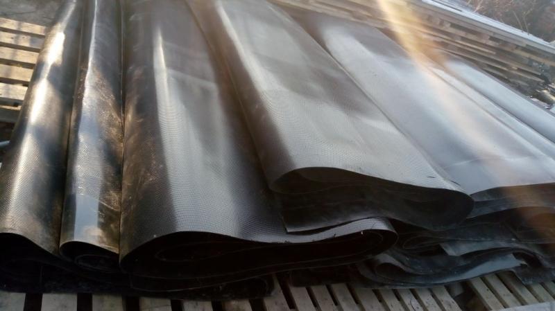 Отходы ПНД трубного производства