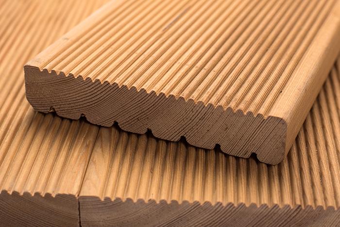 Предлагаем доску вельвет  из древесины лиственницы