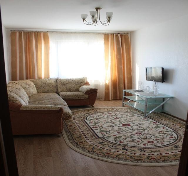 Двухкомнатная квартира в аренду по хорошей цене.