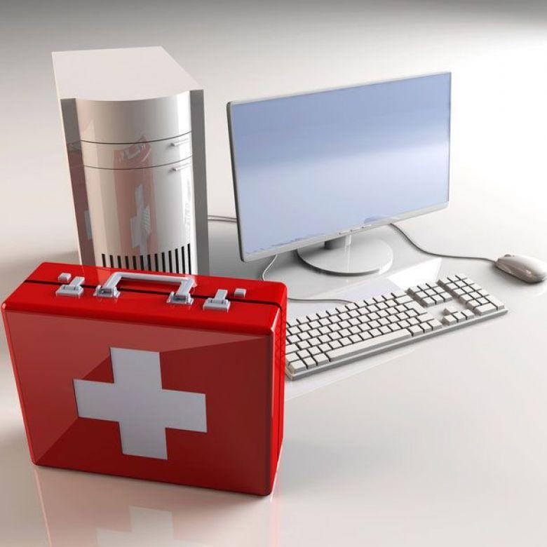 Ремонт компьютеров, установка и переустановка Виндоус, антивируса